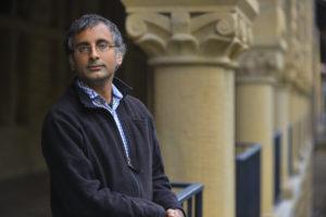 Stanford mathematician Akshay Venkatesh