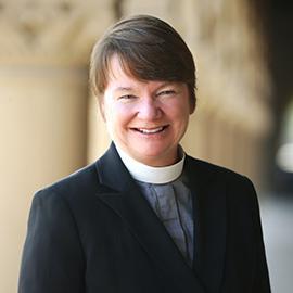 The Rev. Joanne Sanders