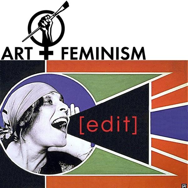 Art & Feminism poster