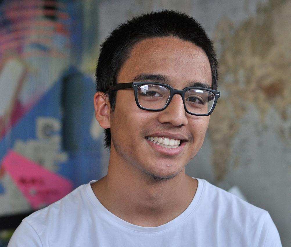 Marc Robert Wong