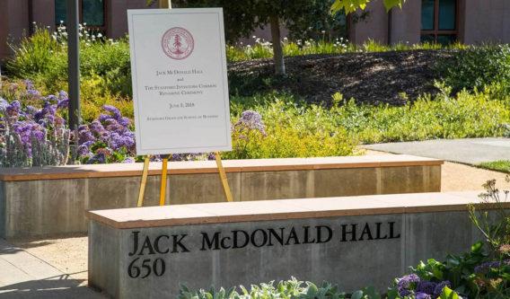 Jack McDonald Hall