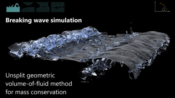 ocean wave simulation