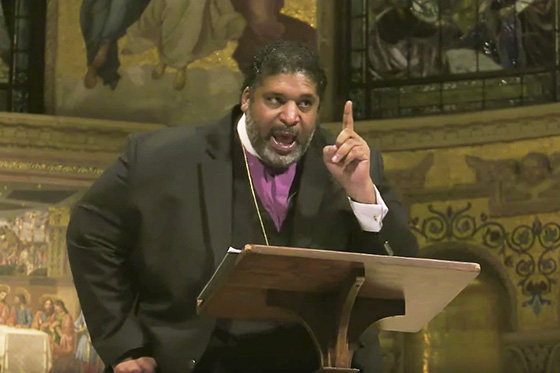 Rev. Dr. William J. Barber