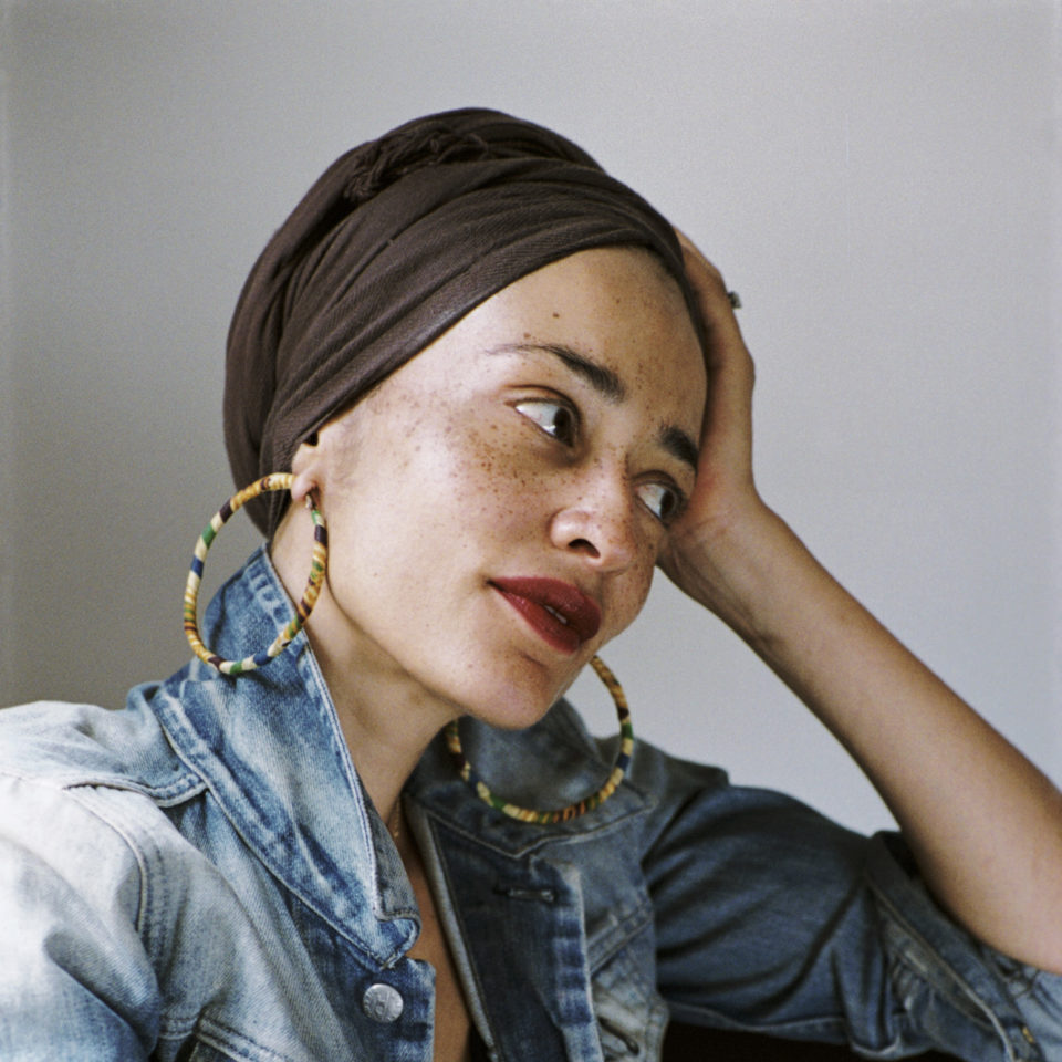 British novelist Zadie Smith will speak at Stanford on March 7. (Image credit: Dominique Nabakov)
