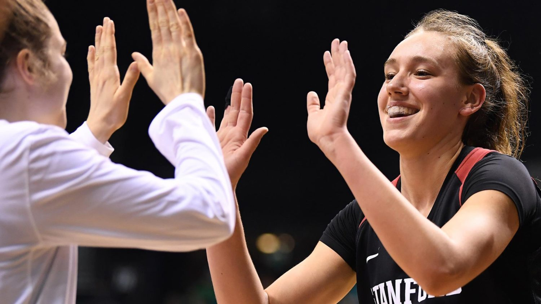 Alanna Smith WNBA draft