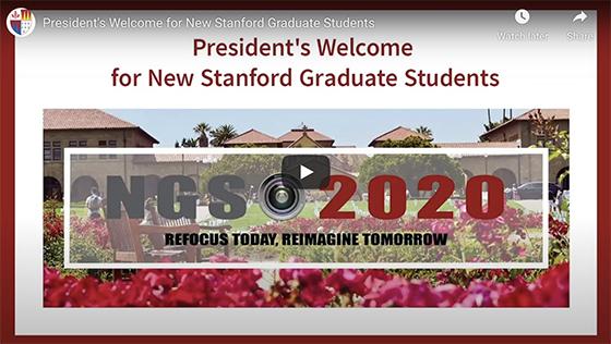 Graduate Student Orientation
