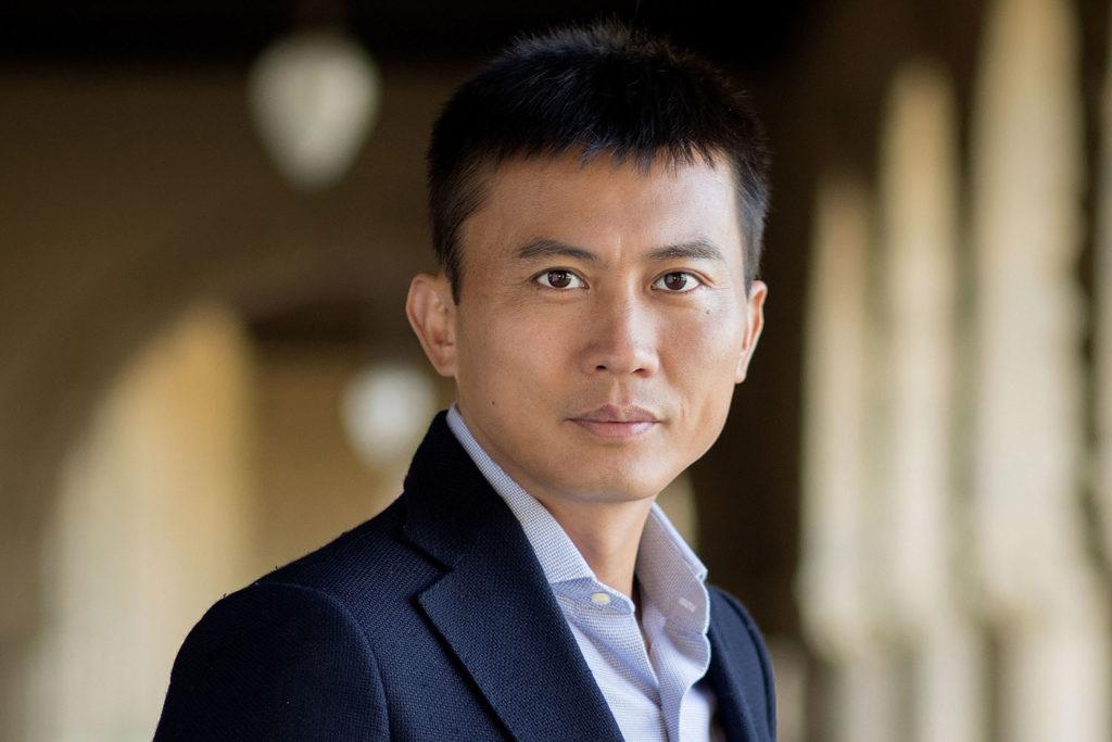 Yi Cui portrait