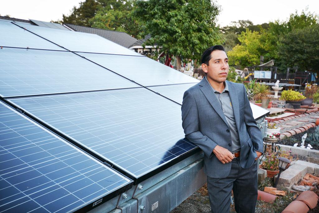 Jonathan Garcia, CEO, Simmitri Solar