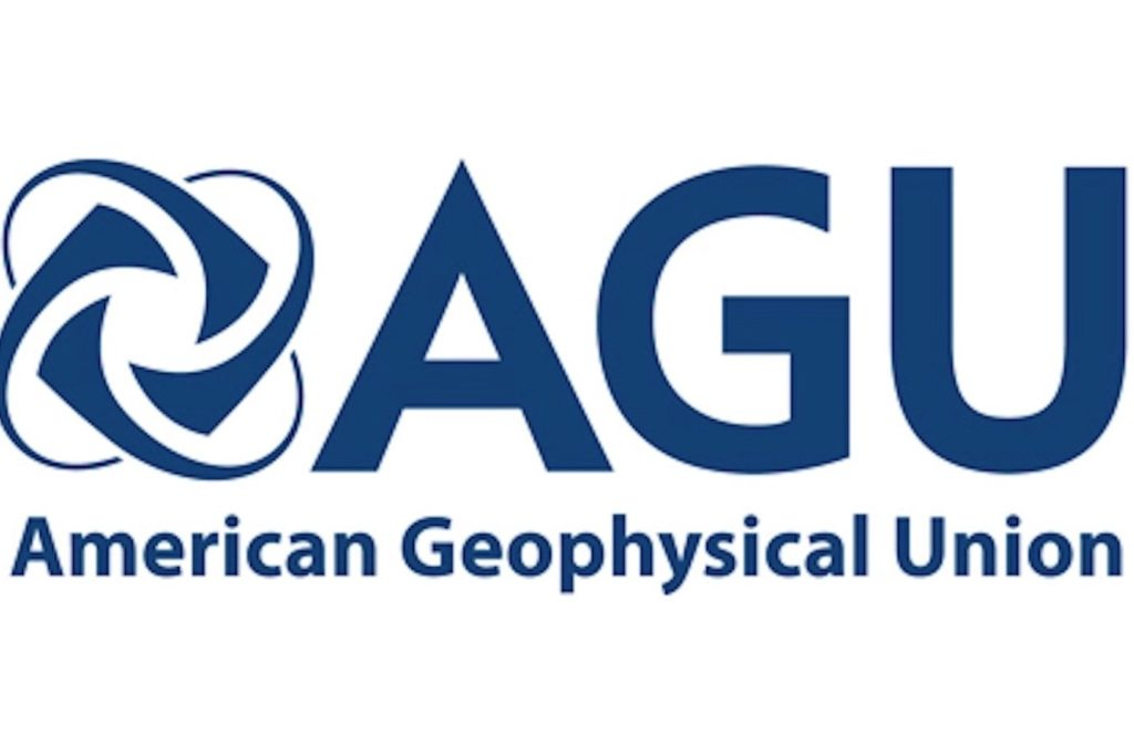 Logo for American Geophysical Union