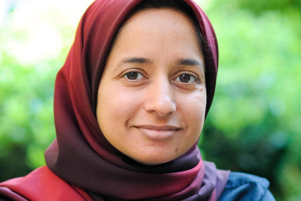 Shirin Sinnar portrait