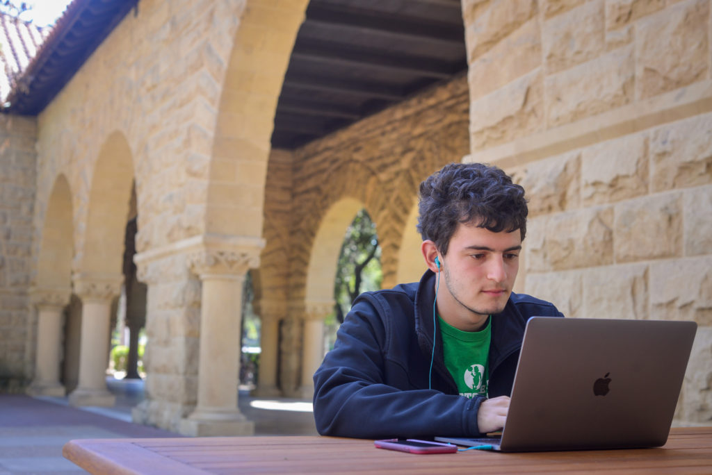 Technology use on the Stanford campus
