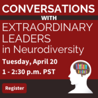 Register here for the Conversations with Extraordinary Leaders Event