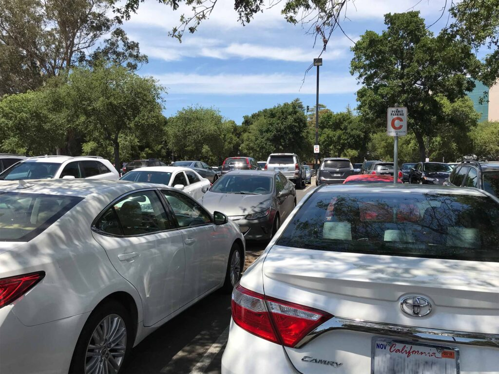 2021-22 Parking permits now available
